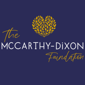 the mccarthy dixon foundation logo