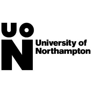 univeristy of northampton logo